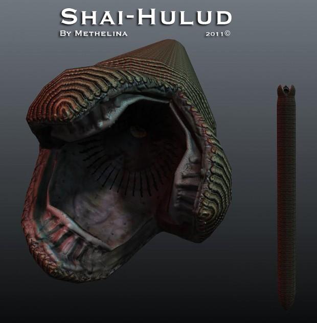 Sandworm - Shai Hulud