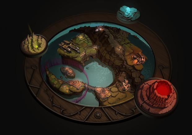 Kairos Campaign Map Concept