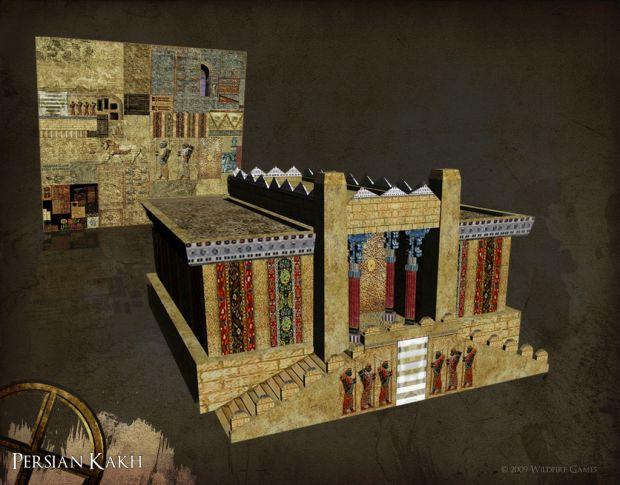 """Persian Palace - """"Kakh"""""""