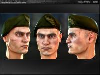 Russian Merc - Beret