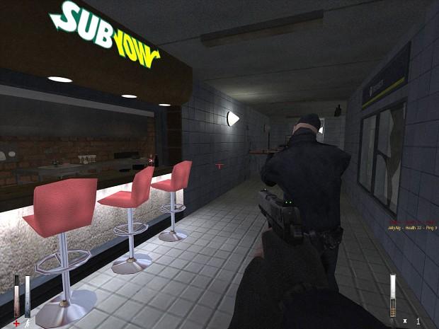 Manhunt: Subway