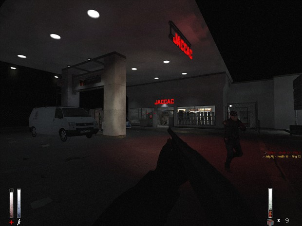 Manhunt: Gasstation