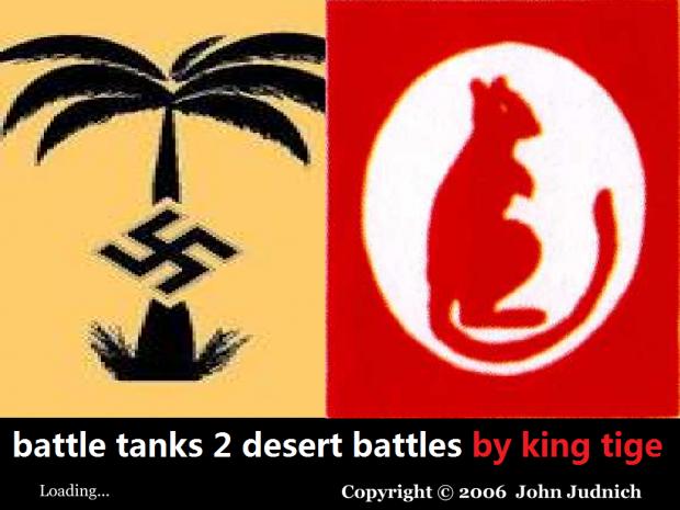 battle tanks 2 desert battles