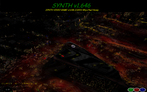 SYNTH v1.646 - with new procedural audio!!