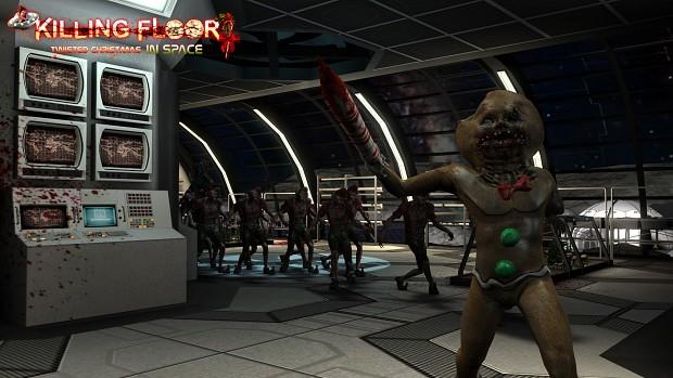 Evil Santa's Moonbase - Twisted Christmas 3