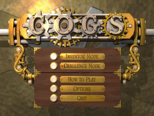 Cogs Screenshot