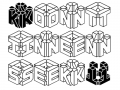 Kontinensek (Continents)