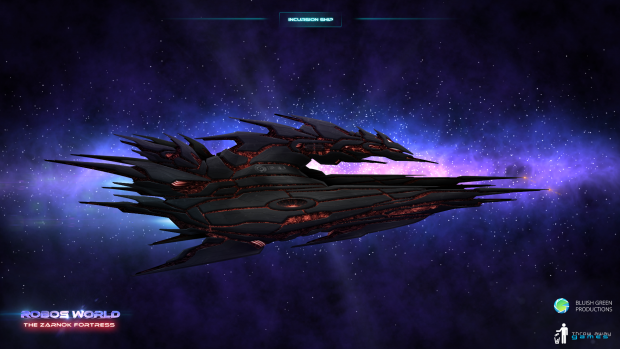 Incursion Ship