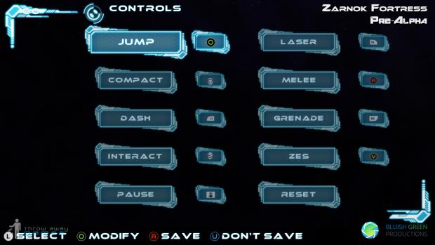 Configurable Controls