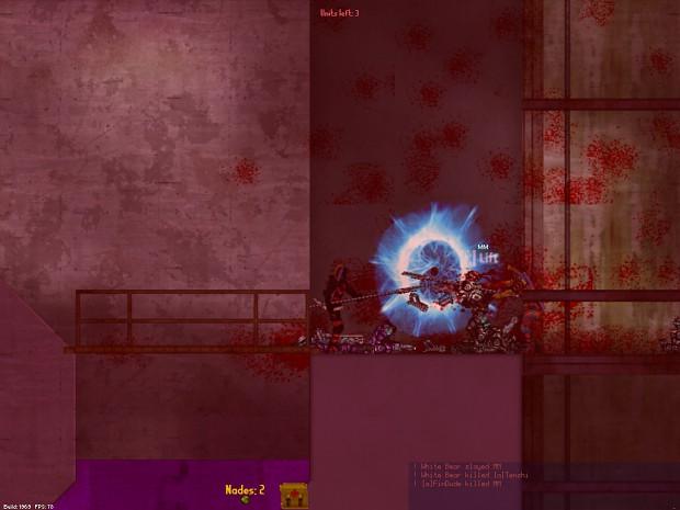 Alpha gameplay screenshots