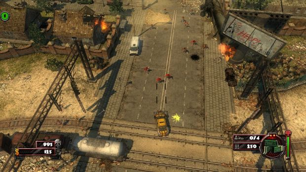 Screens Zimmer 8 angezeig: zombie driver download