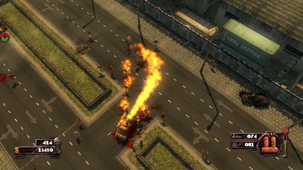 Zombie Driver Debut Screenshots