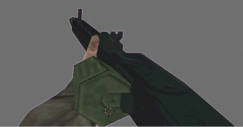 MG42 Animation: Non Ingame