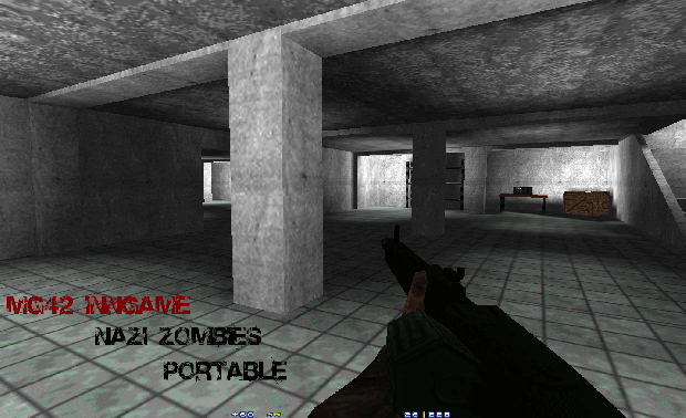 In-Game: MG42