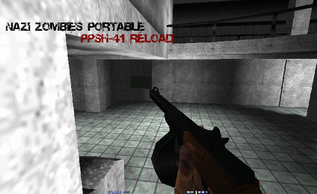 In-Game: PPSH-41 Reload