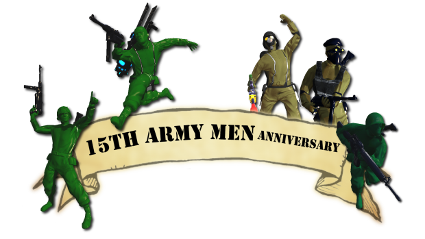 15th Anniversary of Army Men! (Trailer Version)
