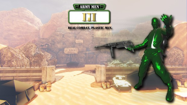 New Army Men III Wallpaper