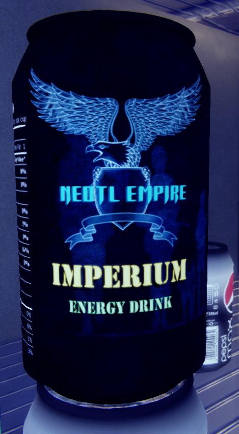 Imperium Energy Drink
