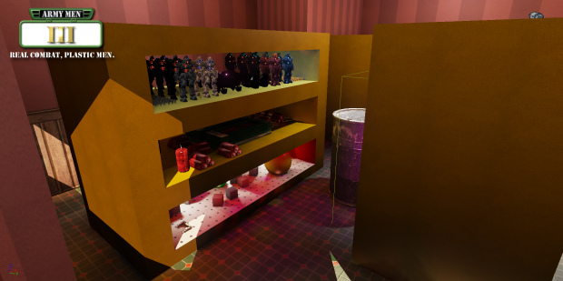 Screenshots - Toy Store WIP