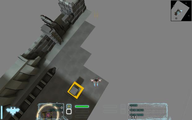 Forgotten Prison DLC early progress