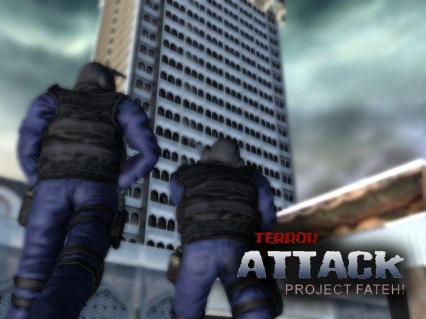 Terror Attack Wallpaper