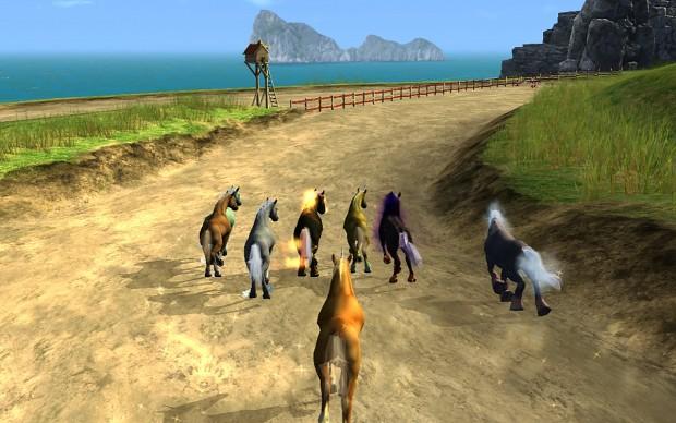 The Race DLC