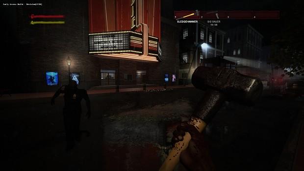 Contagion - Build 4728 :: Barlowe Square The Movie
