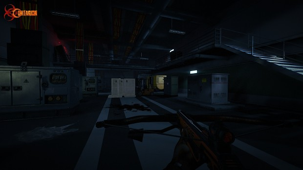 Contagion - New Map Pioneer Express Screens