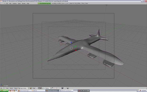 ELA (Electron-bomb Launch Aircraft)