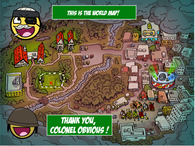 Major Update! And Colonel Feature