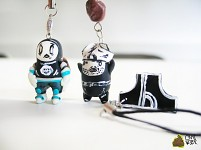 Tiny & Big Key chain