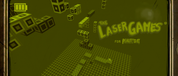THE LASER GAMES FOR REALITY BOY