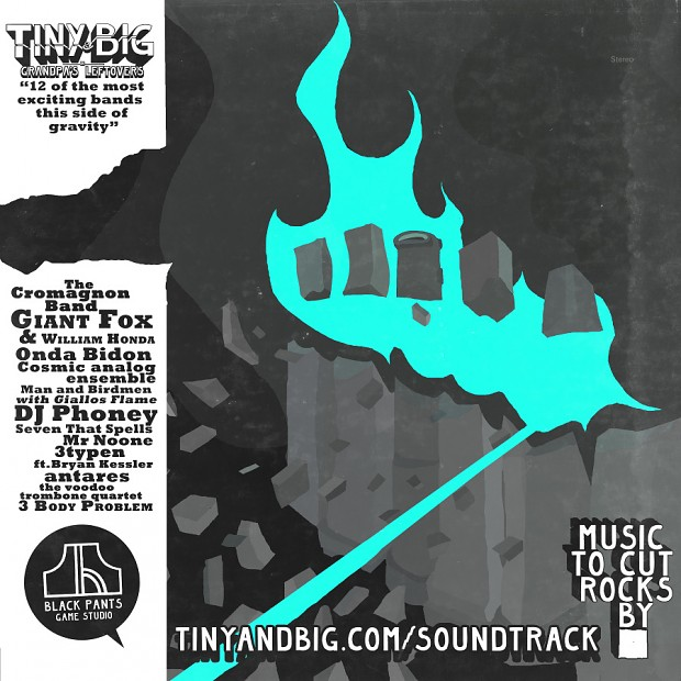 Tiny & Big Soundtrack Cover