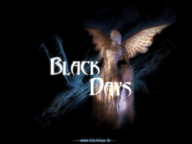 Black Days Wallpaper