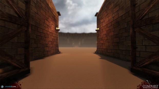 Conquest: Hadrian's Divide - Arena Screenshot
