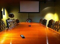 Creepers gonna creep!/New Mojang meeting room