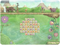 Seed Pod Shuffle: Screenshot 1
