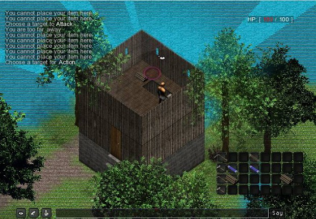 New Isometric Look of Silent World