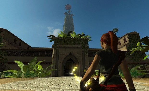Bloom in-game screenshots