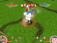 Crisp Chicken scores!