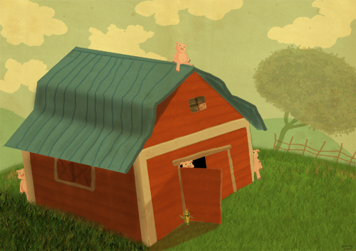 Red Farm's Barn