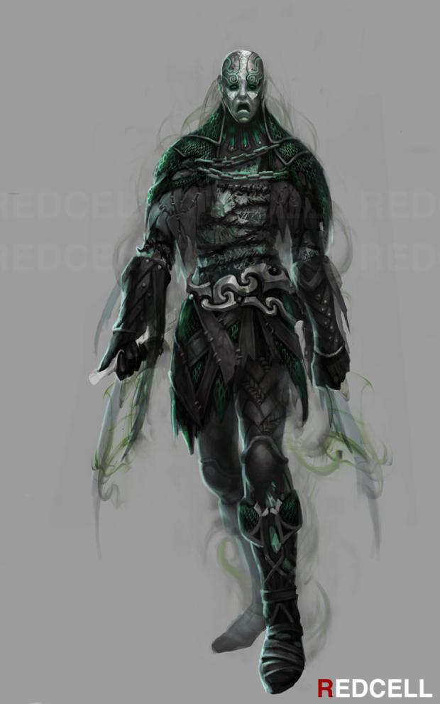 Terror Character