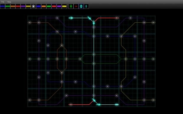 Level Editor - train path