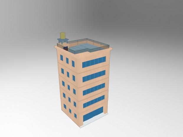 Building - Carlos vs Andrew