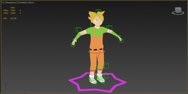 Having fun with max rig <3