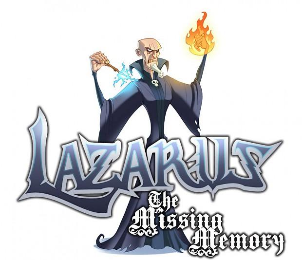 Lazarus: The Missing Memory - Logo