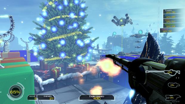X-Mas Carnage Screenshot #2