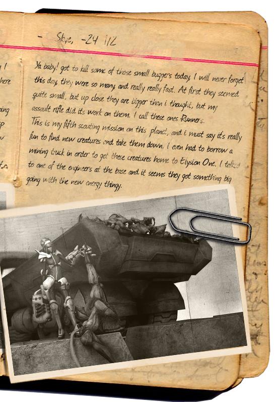Skye Diary N.2