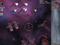 Starfare ingame screens