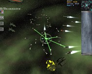 Starfare ingame screens